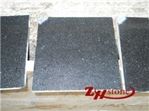 Polished China Black Galaxy,Yuexi Black Galaxy Granite Slabs & Tiles