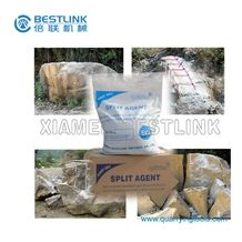 Expansive Demolition Agent for Concrete and Stone