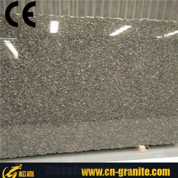 Blue Pearl Granite Slabs For Slab Size Stone Cutting Machines Polished Standard