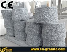 Picked Pineapple China Granite G654 Rough Landscaping Stones & Packing Stone Chinese Black