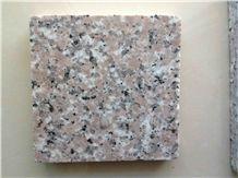 G637 Granite Slabs & Tiles, China Pink Granite