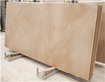 Golden Cloud Sandstone Polished Slabs, Tiles