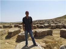 Thala Grey, Tunisia Grey Limestone Block