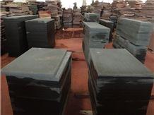 China Black Basalt Slabs & Tiles