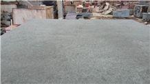 Natural Black Basalt Slabs & Tiles, China Black Basalt