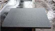 Yaan Black Basalt Slabs & Tiles, China Black Basalt