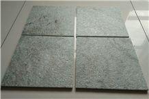 Green Quartzite Tiles and Slabs