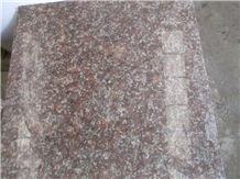 Peach Red G687 Granite Tiles and Slabs