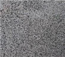 Zijing Grey Granite Slabs Tiles Uniform Color High Strength Large Quarry Low Price