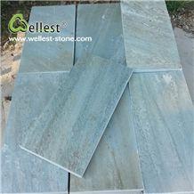 Jade Green Slate Tiles & Slabs, China Green Slate