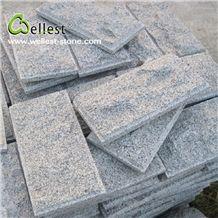 Wholesale Factory Manufacture Cheap Black Granite Mushroom Wall Panel