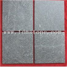 China Black Slate Tiles,Charcoal Slate Paver Natural Surface Walling and Flooring Tiles