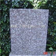 China Cheapest Red Granite G664 Flamed Tiles and Slab