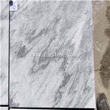 China Dark Cloud Marble, White Wave Marble Polished Tiles,Cloudy Gray Marble Paving Stone