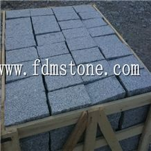 China Flamed Grey Porphyry Paver Outdoor Stone