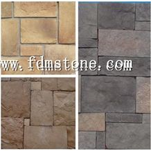 China Grey Artificial Ledgestone for Wall