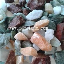 Color Marble Chips Stone