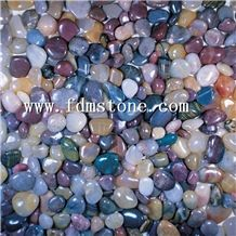 Colorful Gravel Pebbles Stones for Garden