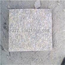 Grass Beige Quartzite Paving Stone Tiles