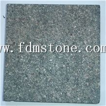 Green Porphyry Slabs & Tiles, China Emerald Pearl Granite Tiles,Dark Green Granite Tiles Cut to Size,Green Stone Factory Supplier,Polished Green Granite/Porphyry