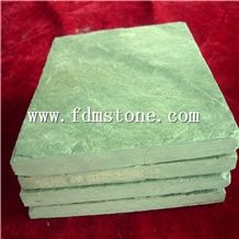 Green Slate Tile for Pool Paving