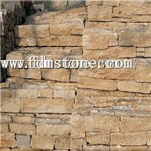 Grey Indoor Fasade Artificial Wall Stones