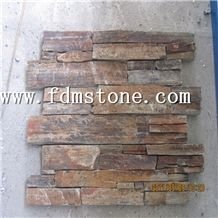 Hebei Cement Slate Culture Stacked Stone Factory