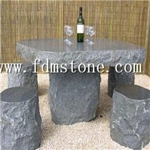 Hot Landscaping Stone Outdoor Table