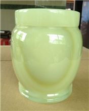 Natural Stone Wholesale Funeral Onyx Cremation Urns