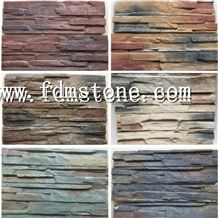 Slate Artificial Cultured Stone with Coment