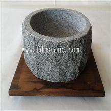 Stone Cooking Pot Stone Cookware Granite Kitchen Utensils