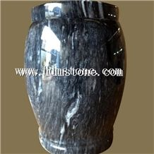 Stone Urn Cremation,Unique Onyx Stone Funeral Urn