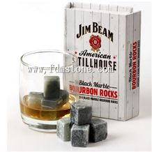 Whisky Sipping Stones/ Wine Soapstone Rocks
