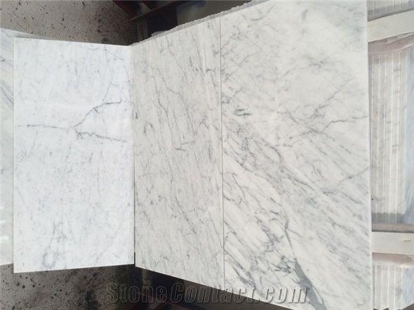 Carrara Marble Veneer Slabs Italy White Marble From China