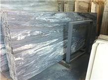 Palissandro Marble Italy Blue Sand Marble Tile & Slab