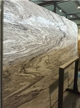 Palissandro Marrone Marble Tigrato Marble Italy Sand Marble
