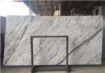 Venato Carrara White Gioia Italy White Marble Tile & Slab