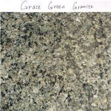 Grace Green Granite,Natural Green Granite .China Green Granite,Quarry Owner,Good Quality,Big Quantity,Granite Tiles & Slabs,Granite Wall Covering Tiles&Exclusive Colour
