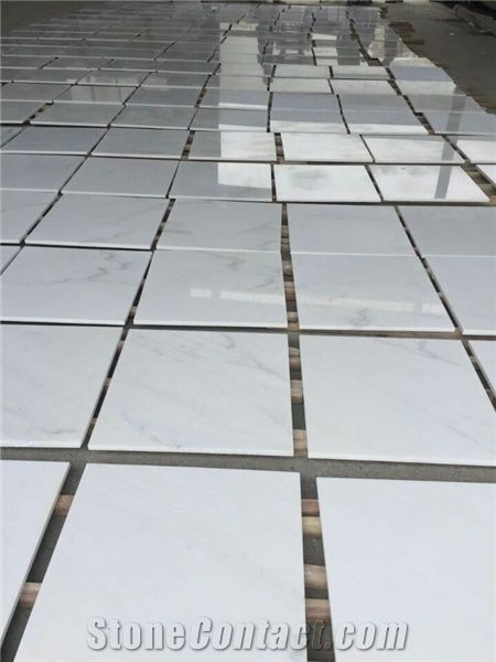 Grace White Jade,Have Pure White Tiles,Gold Line Tiles,Grey Line