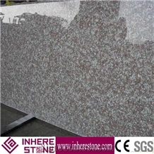 G664 Luna Pearl Granite,Luoyuan Bainbrook Brown Floor Tiles & Slabs