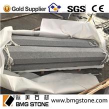 Landscaping Granite G654 Kerbstone Dark Grey