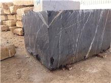 Morocco Black Marquina, Noir Khenifra Marble Blocks