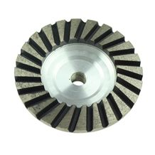 "4"" Diamond Turbo Cup Wheel"