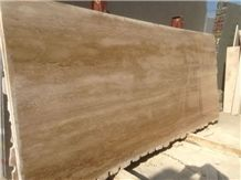 Travertino Calama Slabs, Tiles