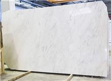 Volakas Extra White Marble Slabs & Tiles, Polished Marble Flooring Tiles, Walling Tiles