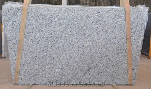 White Tulum 3cm Granite Slabs Brazil White Granite Slabs Blanco