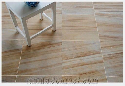 Teakwood Sandstone Honed Tiles From Australia