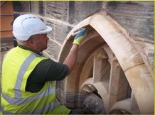 Building Cutting Stones, York Stone Building Ornaments