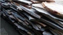 Benin Kheemuch Sandstone Flagstones, Brown Sandstone Irregular Flagstones