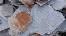 Quartzite Porpora Flag Benin Quartzite